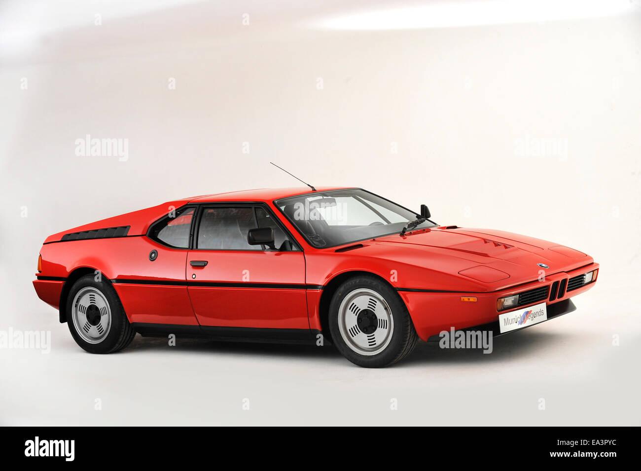 1980 BMW M1 Imagen De Stock