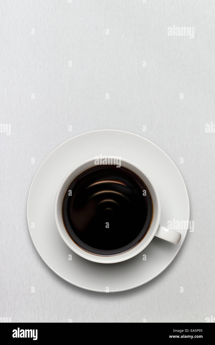 Café de Wi-Fi. Imagen De Stock