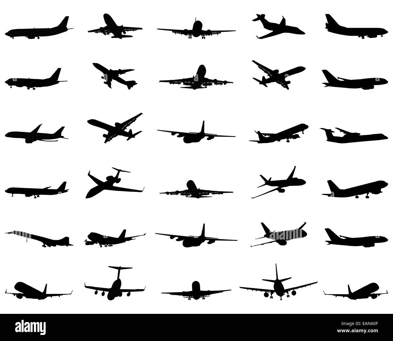 avión Imagen De Stock