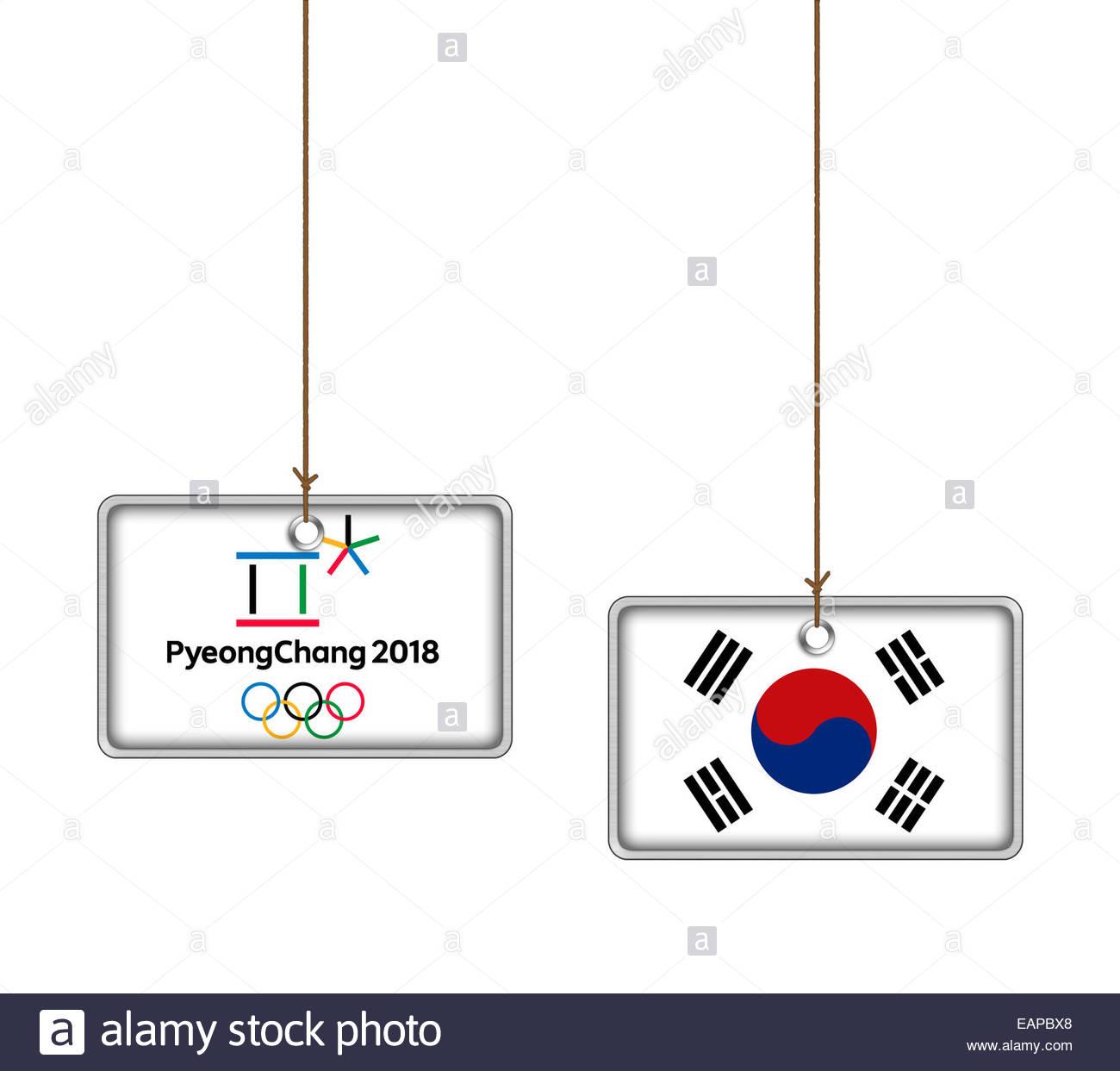 Pyeongchang 2018 Juegos Olimpicos De Invierno En Corea Del Sur