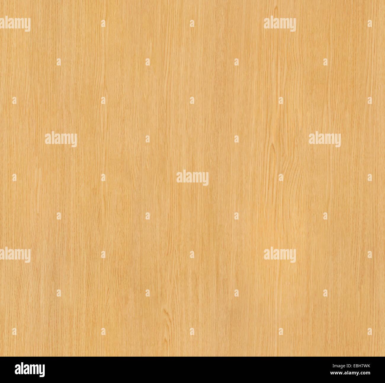 Madera ligera textura de fondo sin fisuras con granos y nudos, el fondo puede disponerse en mosaico. Imagen De Stock