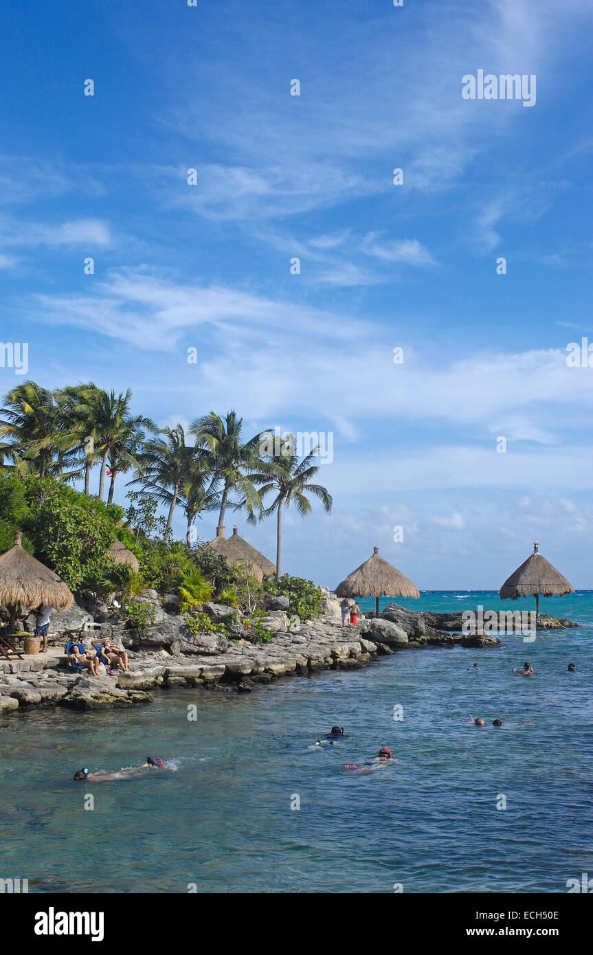 Parque ecoarqueológico en playa del carmen méxico