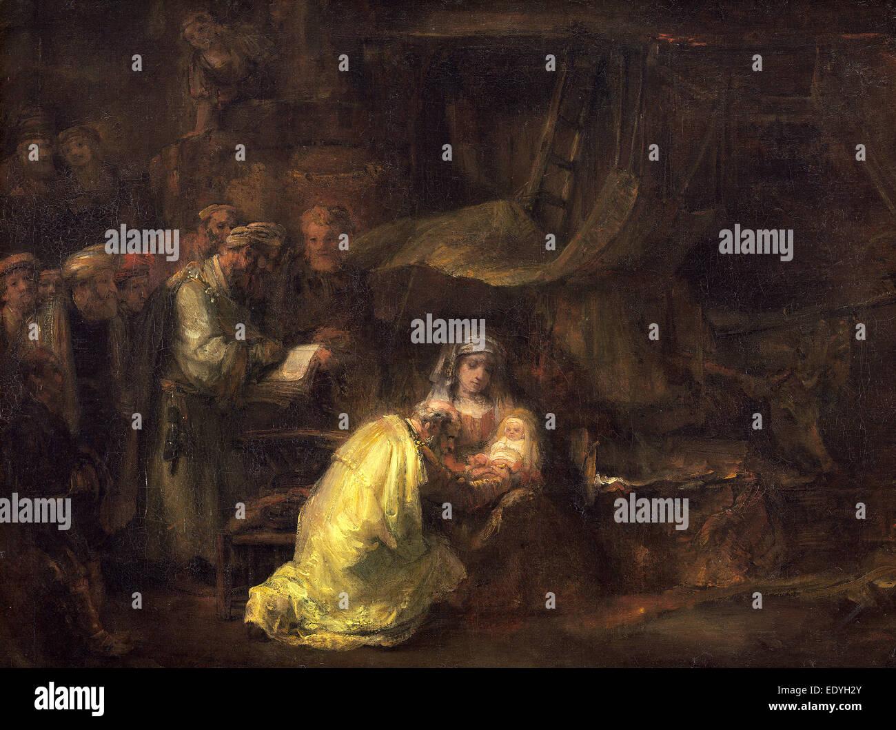 1661 By Rembrandt Imágenes De Stock & 1661 By Rembrandt Fotos De ...
