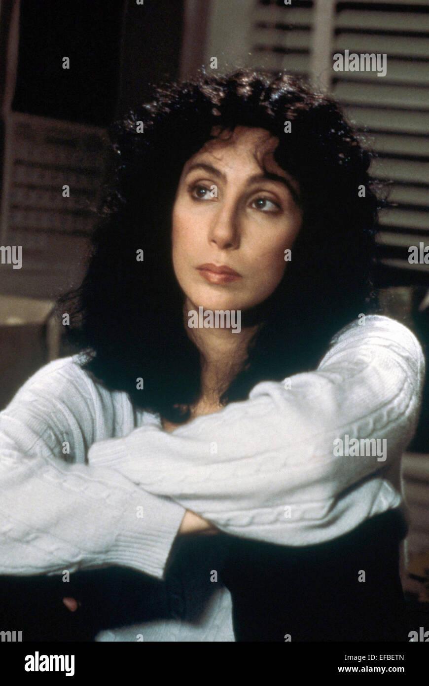 CHER sospechoso (1987) Imagen De Stock