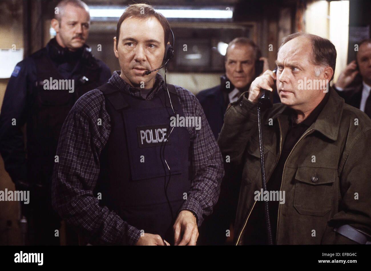 DAVID MORSE, Kevin Spacey, el negociador, 1998 Foto & Imagen De Stock:  78315452 - Alamy