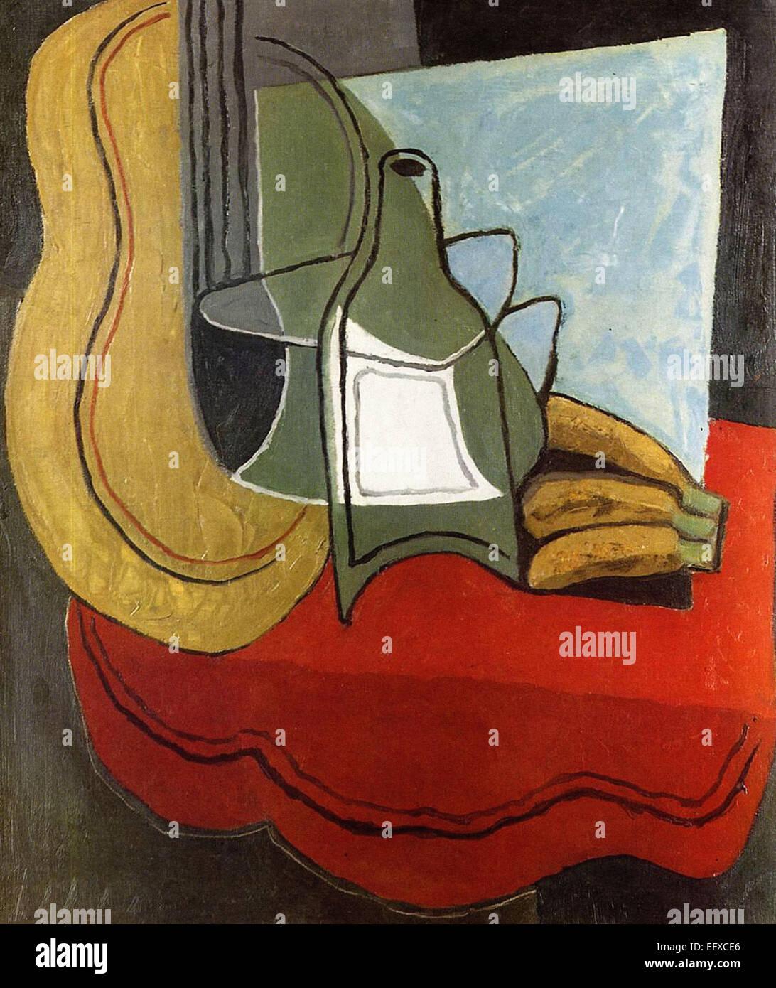 Juan Gris Bananas Imagen De Stock