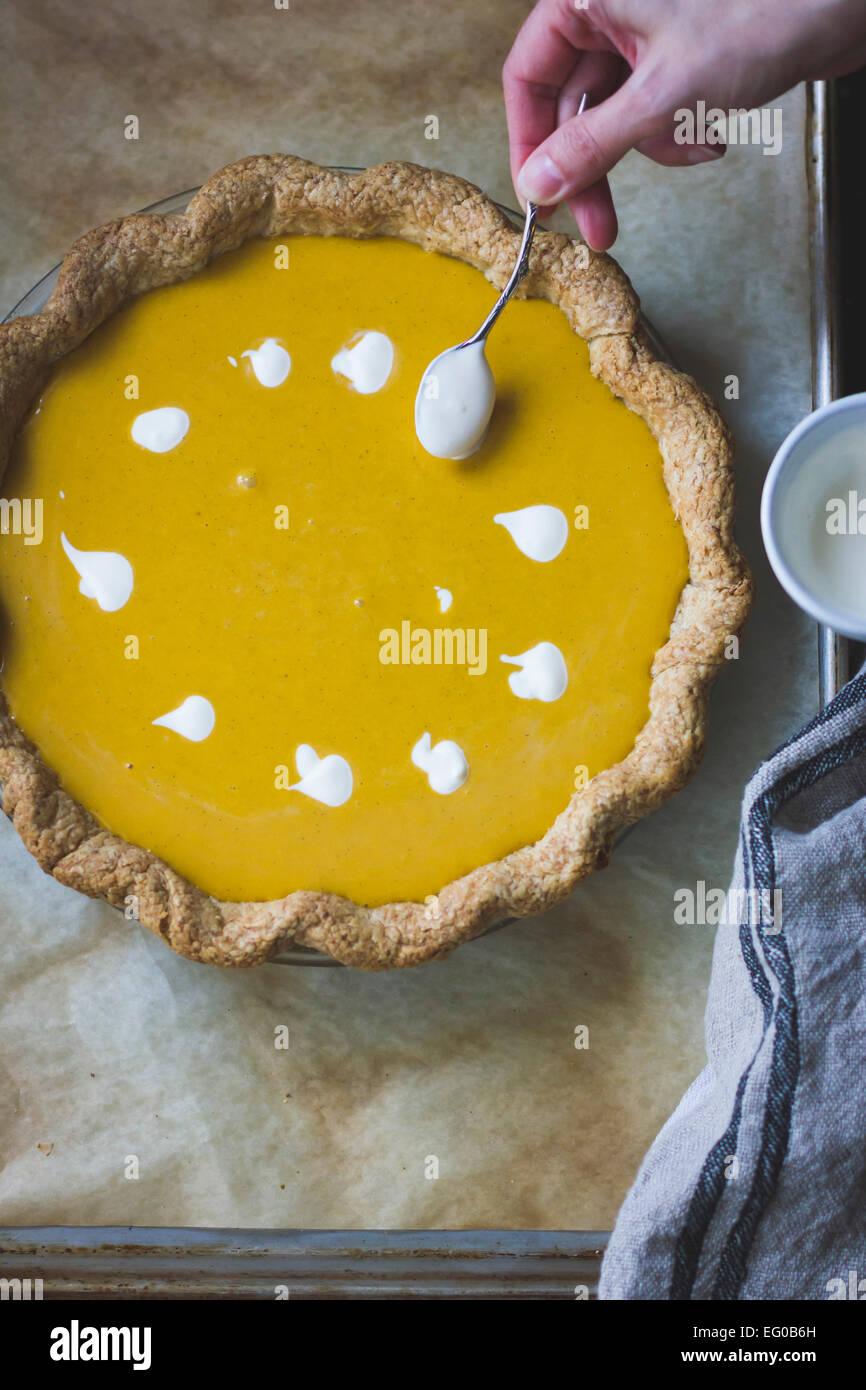 Imagen cortesía de Alanna Taylor   El Gourmet Bojon Tobin Foto de stock