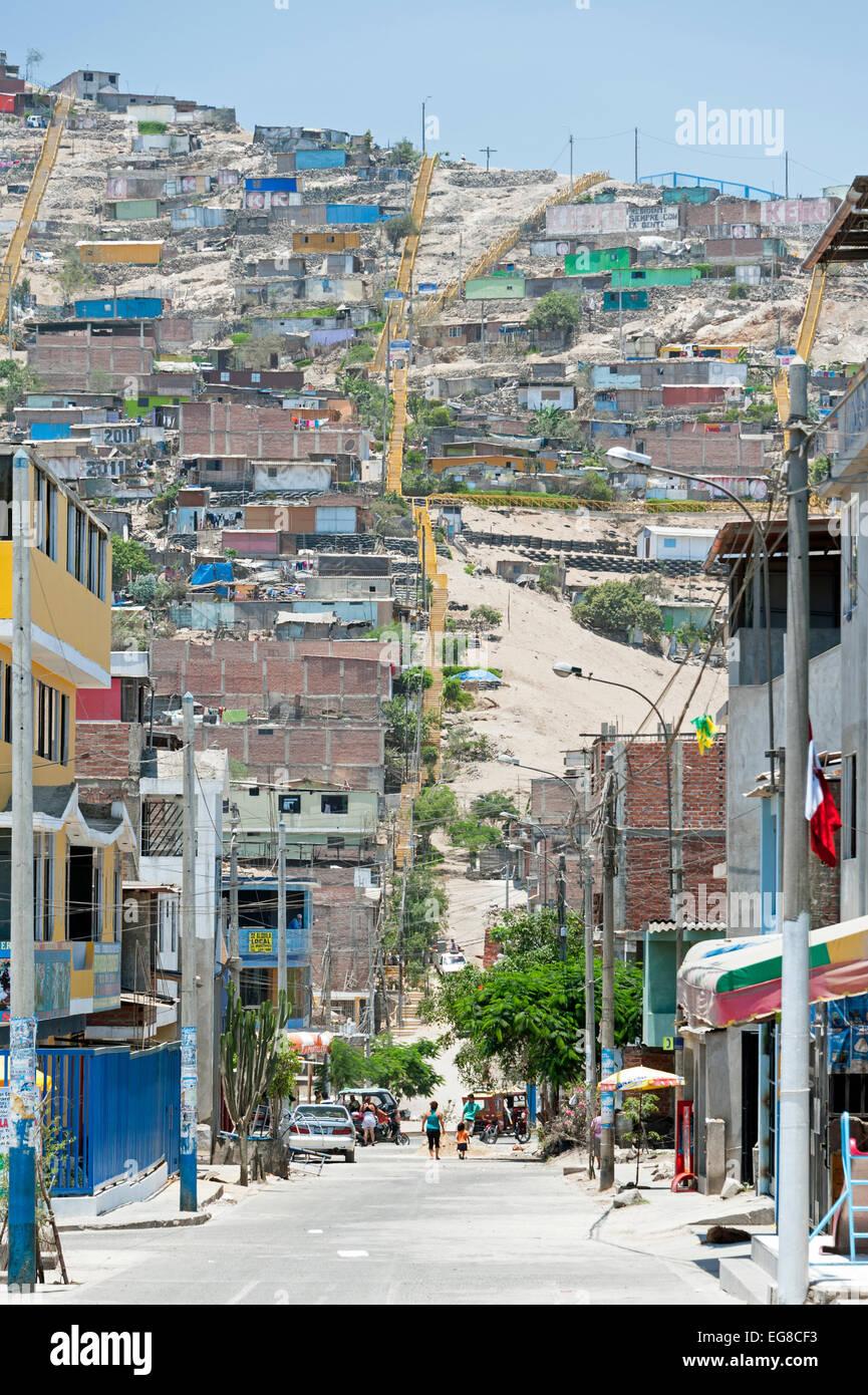 Lima, Perú Foto de stock