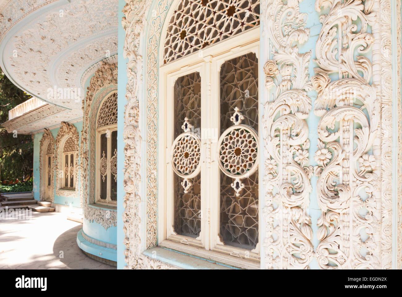 Museo de tiempo, Teherán, Irán Imagen De Stock