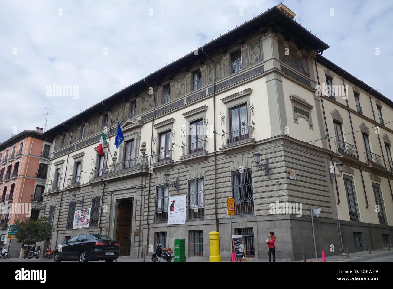 Istituto italiano di cultura im genes de stock istituto for Instituto italiano de cultura madrid