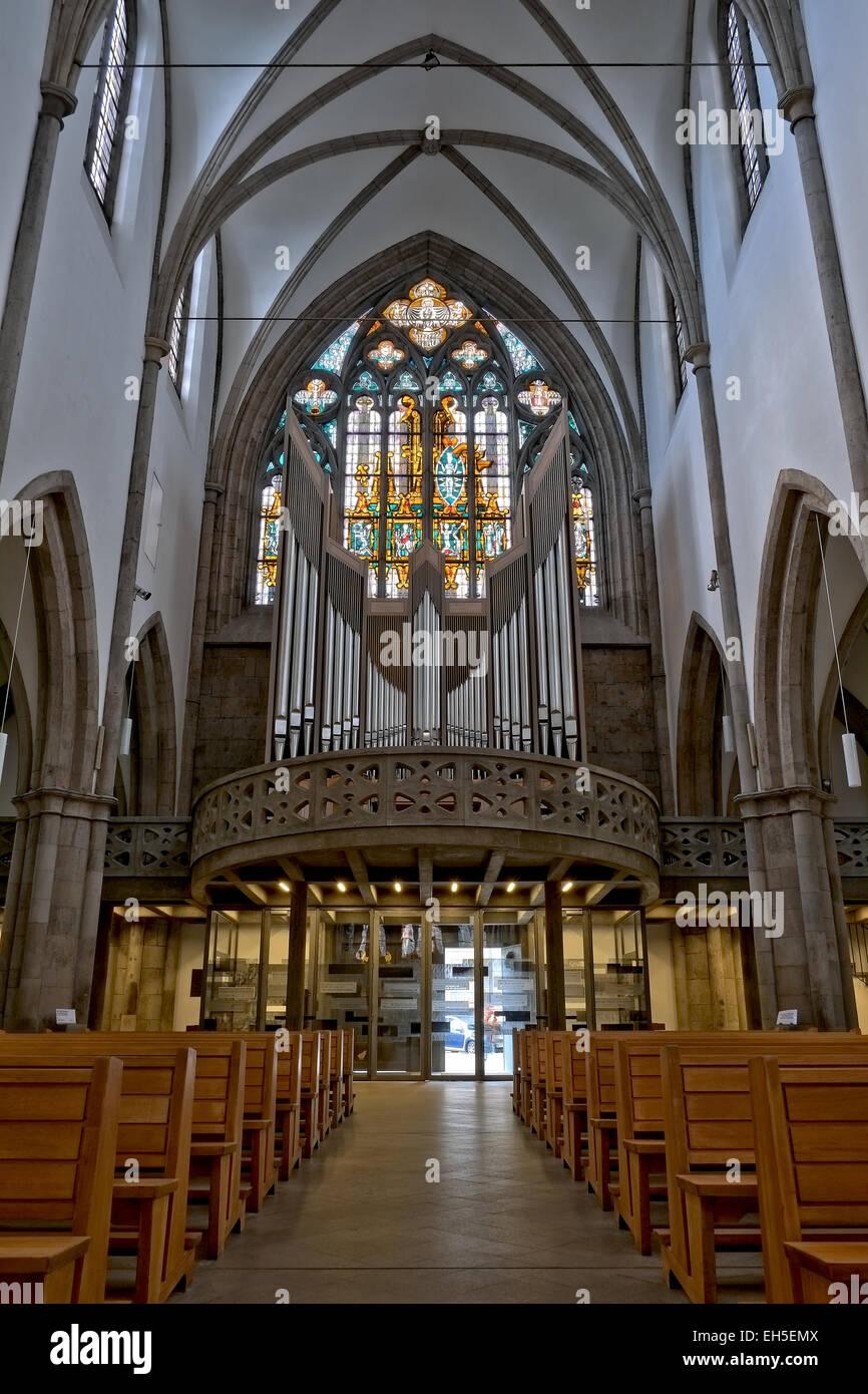 Las minorías Iglesia Colonia Imagen De Stock