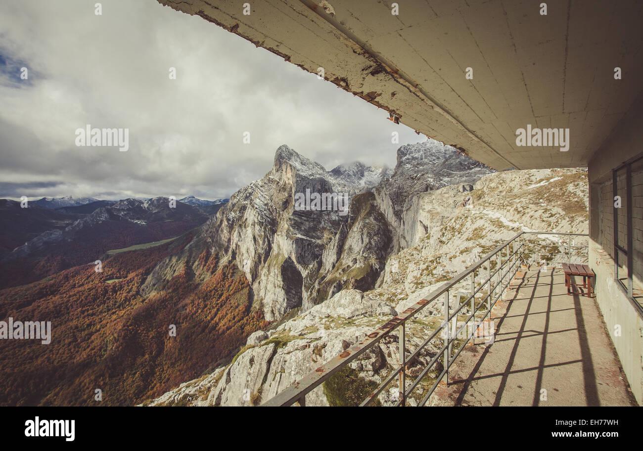 Picos de Europa Imagen De Stock