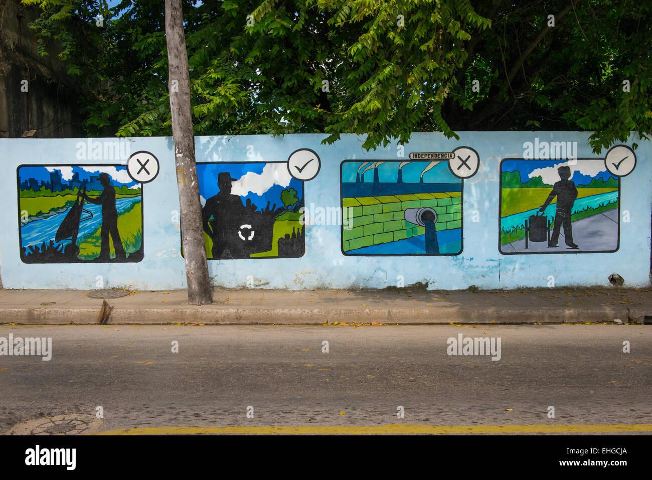 Imagenes De Murales Ambientales