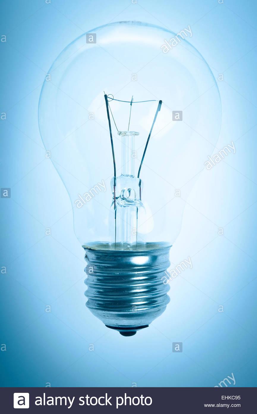 bombilla eléctrica Imagen De Stock