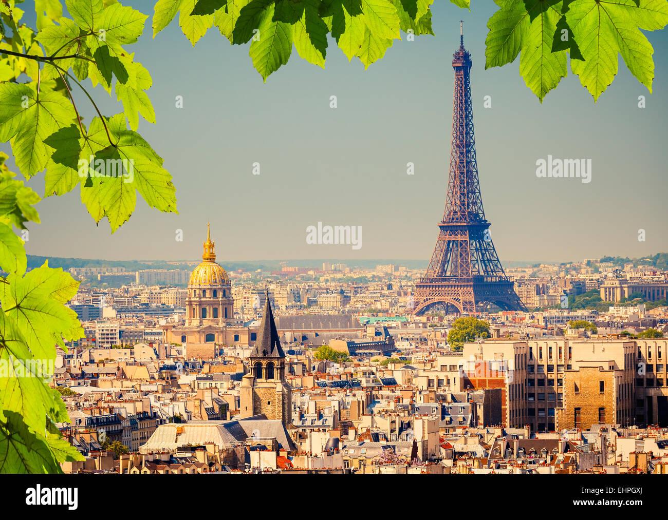 Torre Eiffel Imagen De Stock