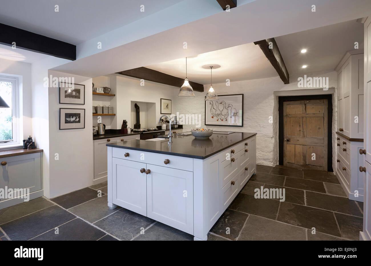 Asombroso Estilo Country Cocinas Reino Unido Imagen - Ideas de ...