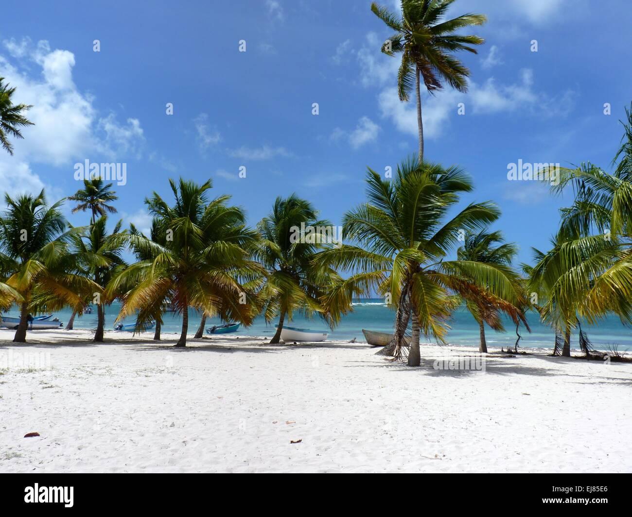 Mano Juan Beach Imagen De Stock