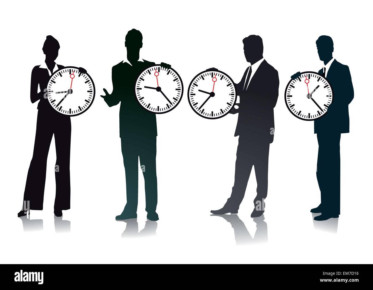 tomar tiempo Imagen De Stock