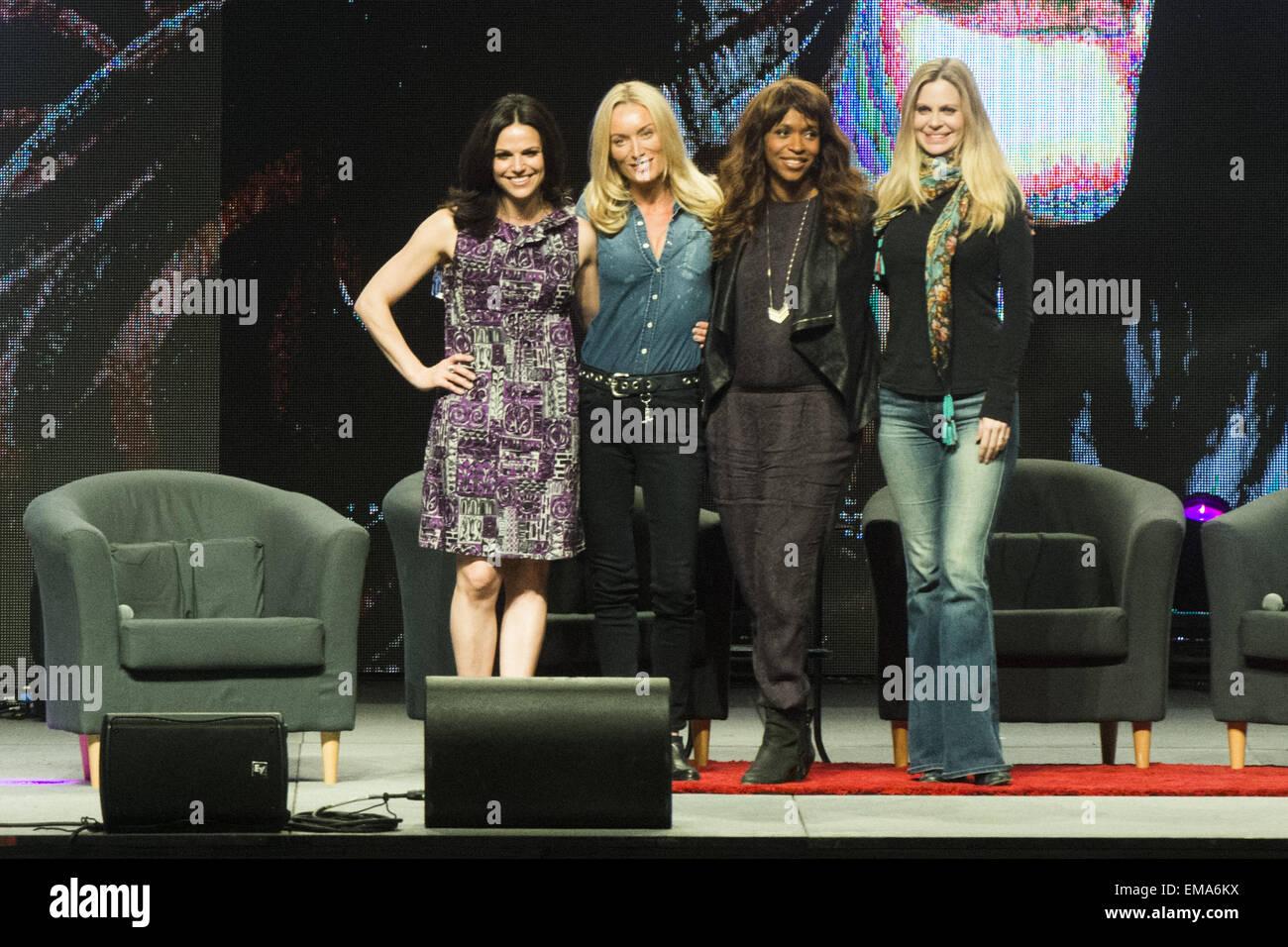 Abril 17, 2015 - La iniciativa mujeres protagonistas de ABC es la ...