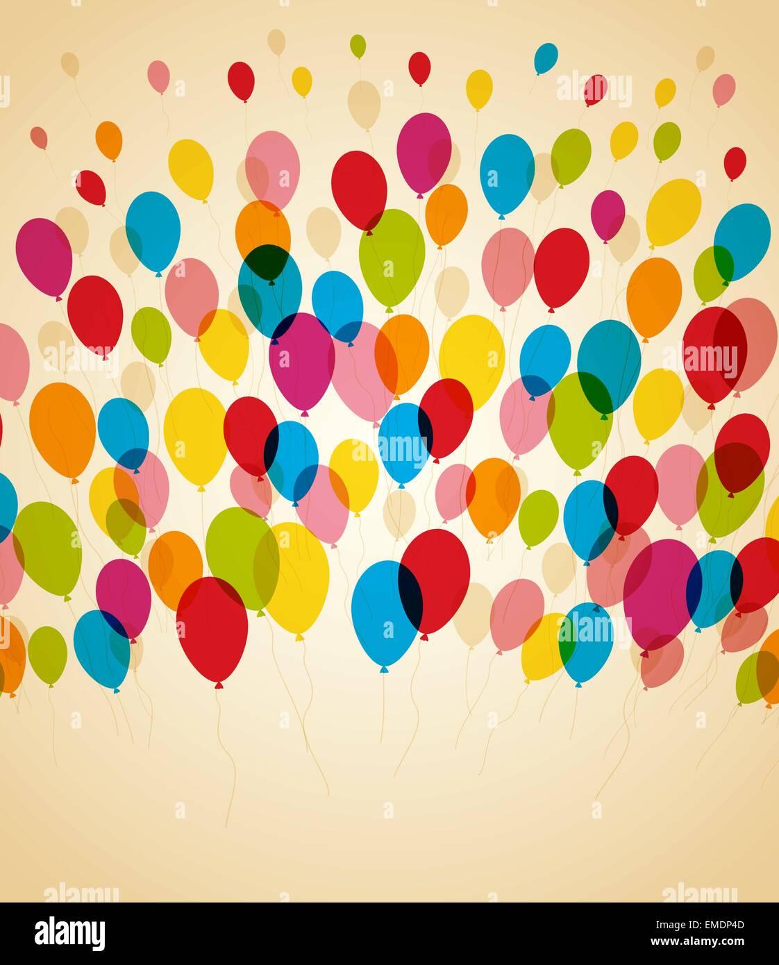 Feliz cumpleaños Imagen De Stock