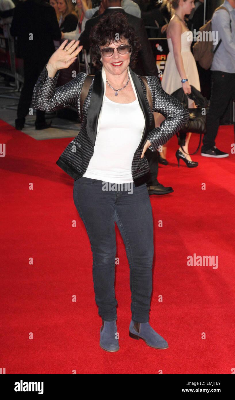 """BFI London Film Festival - """"un poco de caos' - Amor Gala de proyección en el Odeon West End con: Ruby Wax donde: Foto de stock"""