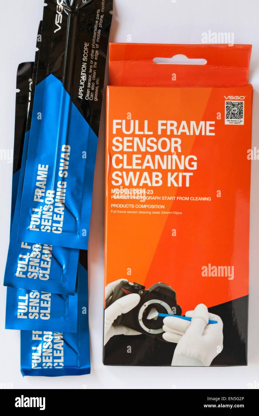 Clean Full Frame Sensor Imágenes De Stock & Clean Full Frame Sensor ...