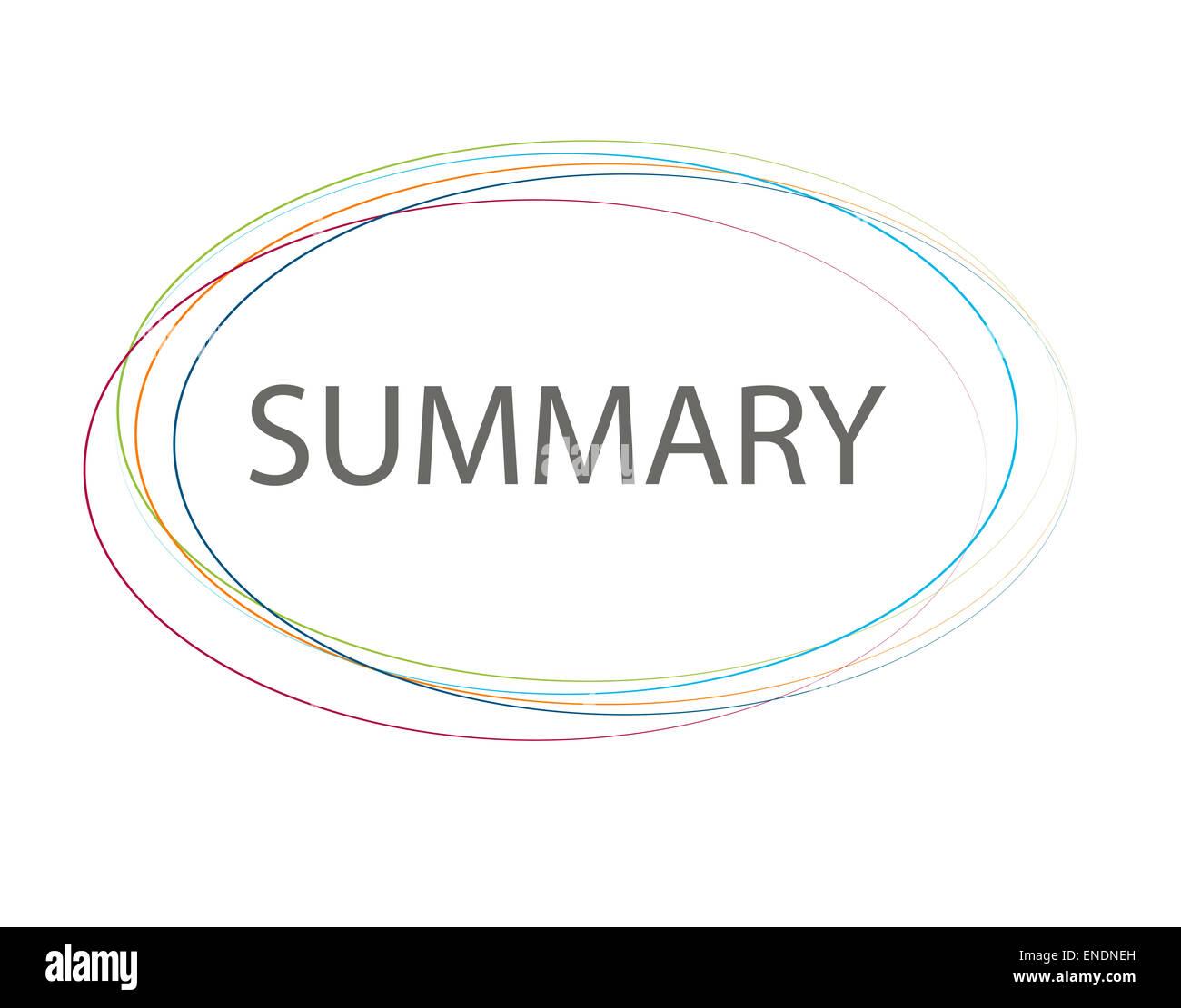 Signo Resumen ilustración vectorial. EPS10 Imagen De Stock