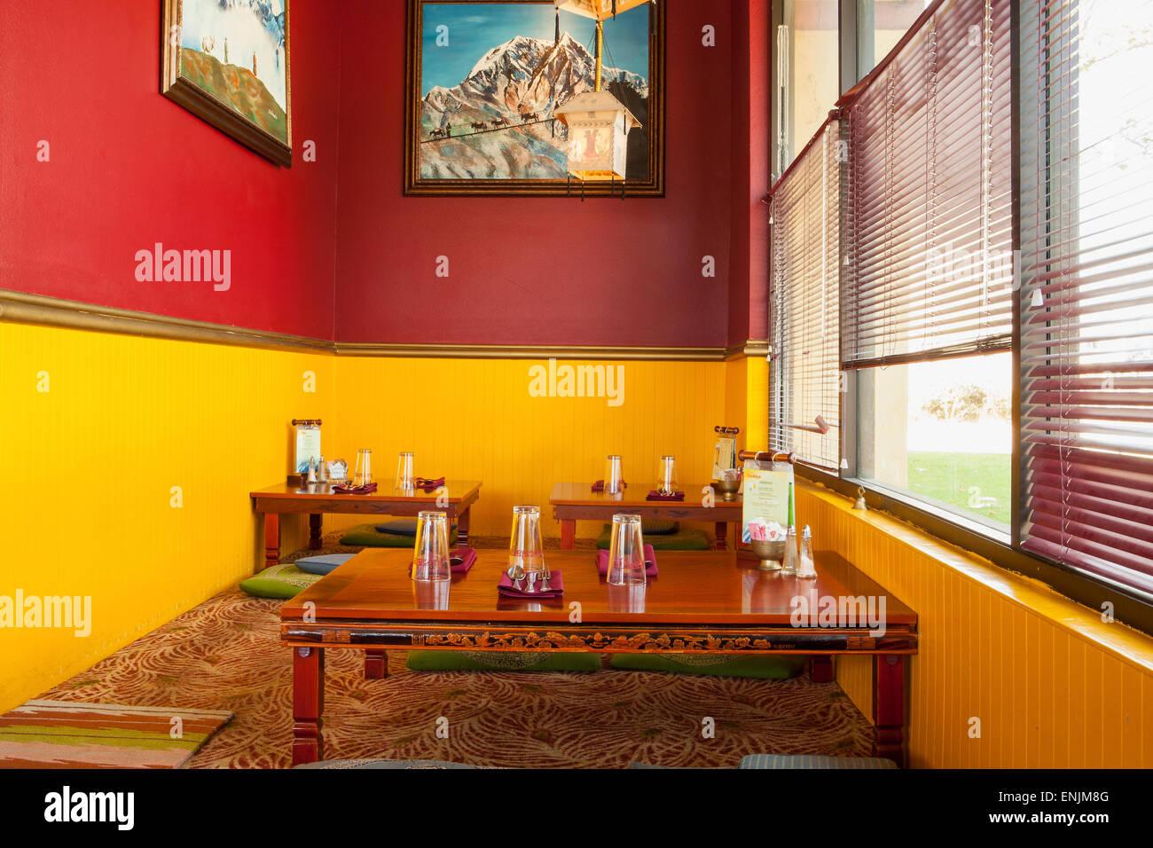 Tibet Restaurant Fotos E Imagenes De Stock Alamy