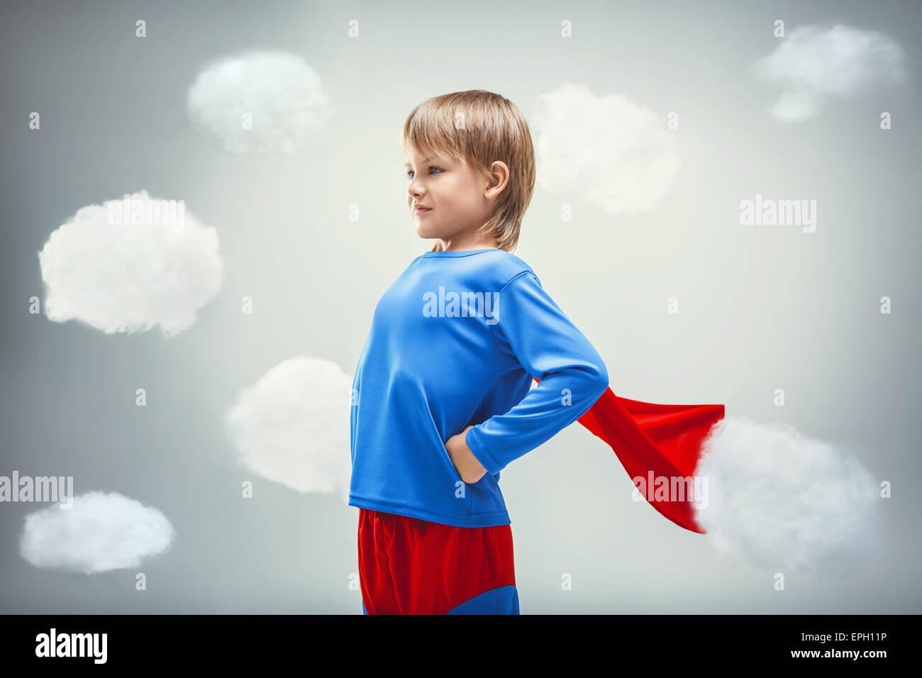 Héroe Imagen De Stock