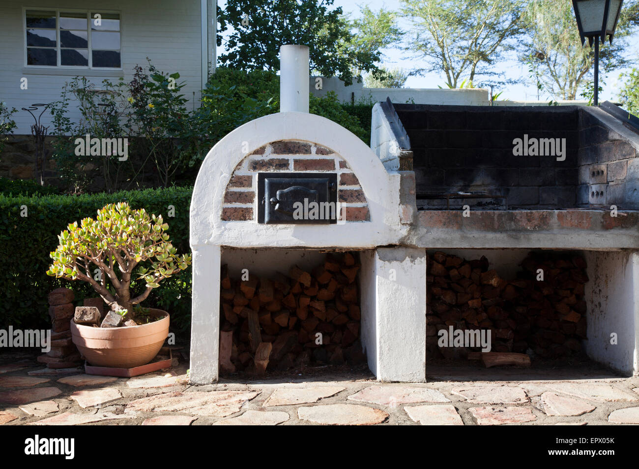 Barbacoas De Exterior. Latest Barra Cocina Exterior With Cocinas De ...