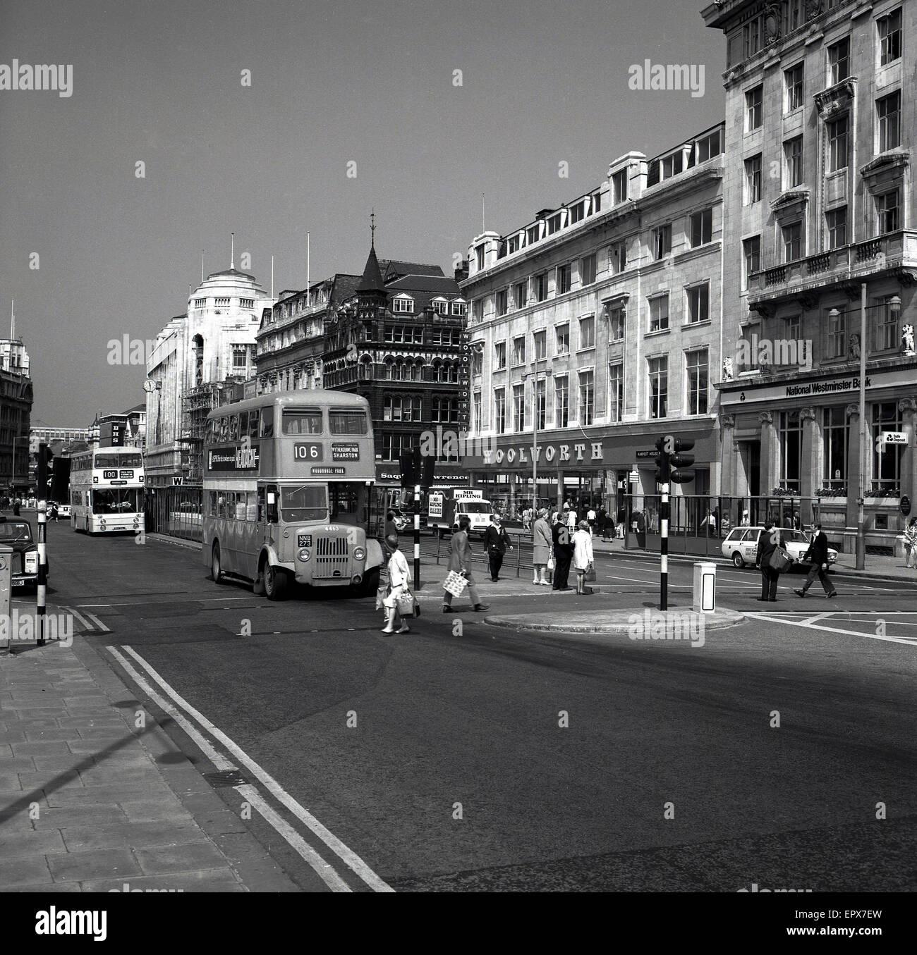 1950, histórico Imagen De Stock