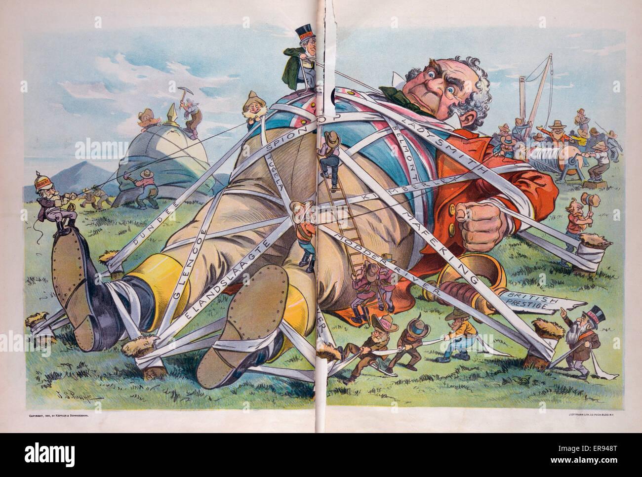 Gulliver Atado Fotos e Imágenes de stock - Alamy