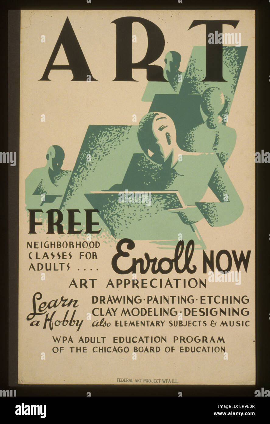 Arte - barrio gratis clases para adultos de inscribirse ahora ...
