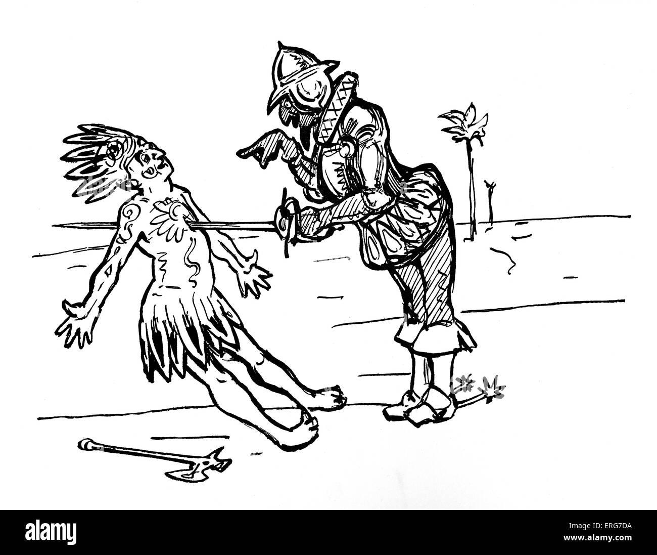76 Gambar Alam Karikatur Paling Bagus