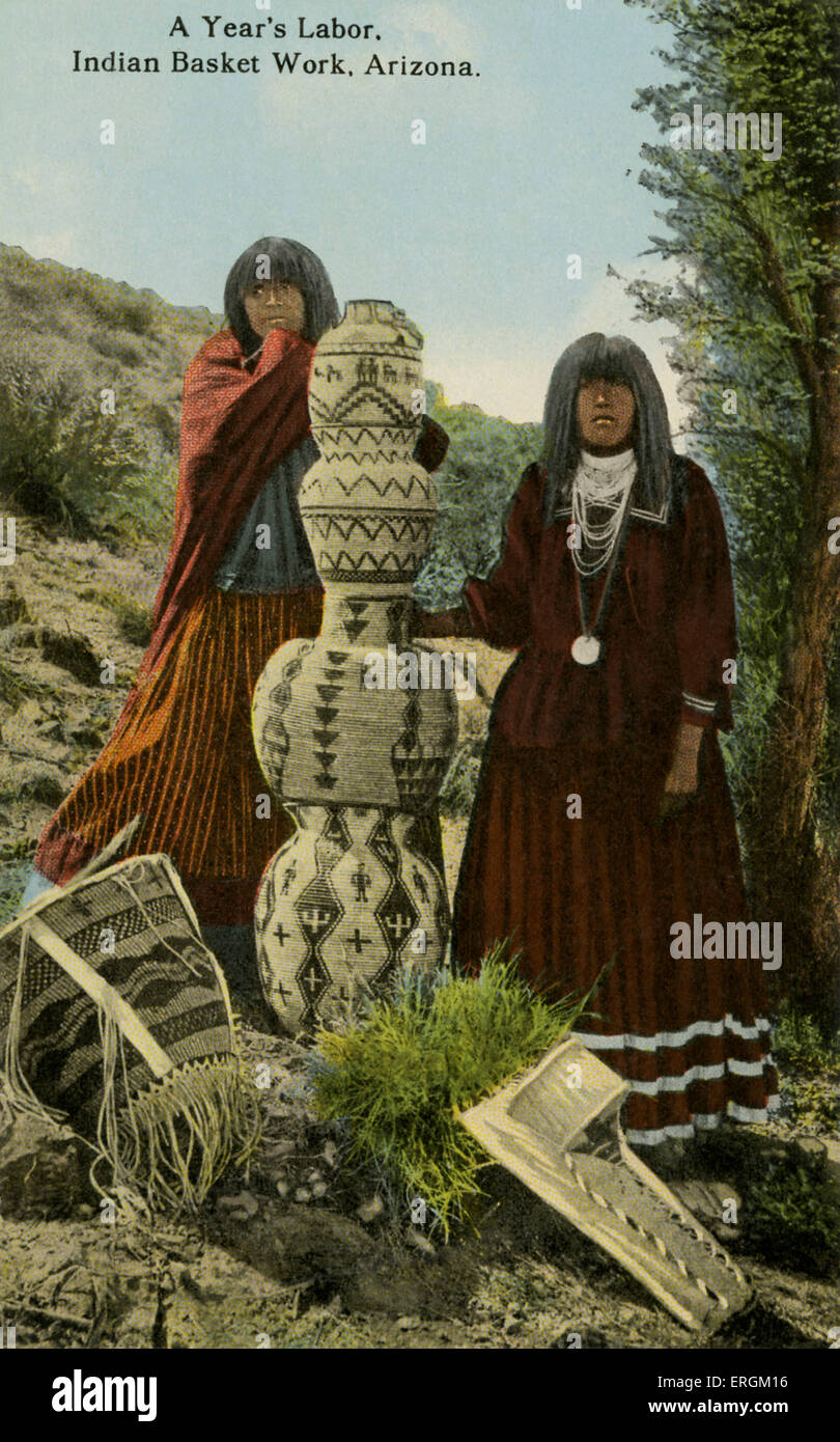 Mujeres nativas americanas