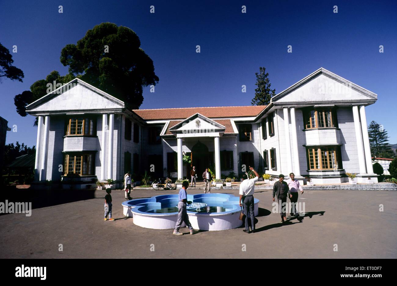 Naciones UPASI planters Association of Southern India Nilgiris ; Connor ; ; ; de Tamil Nadu, India Imagen De Stock