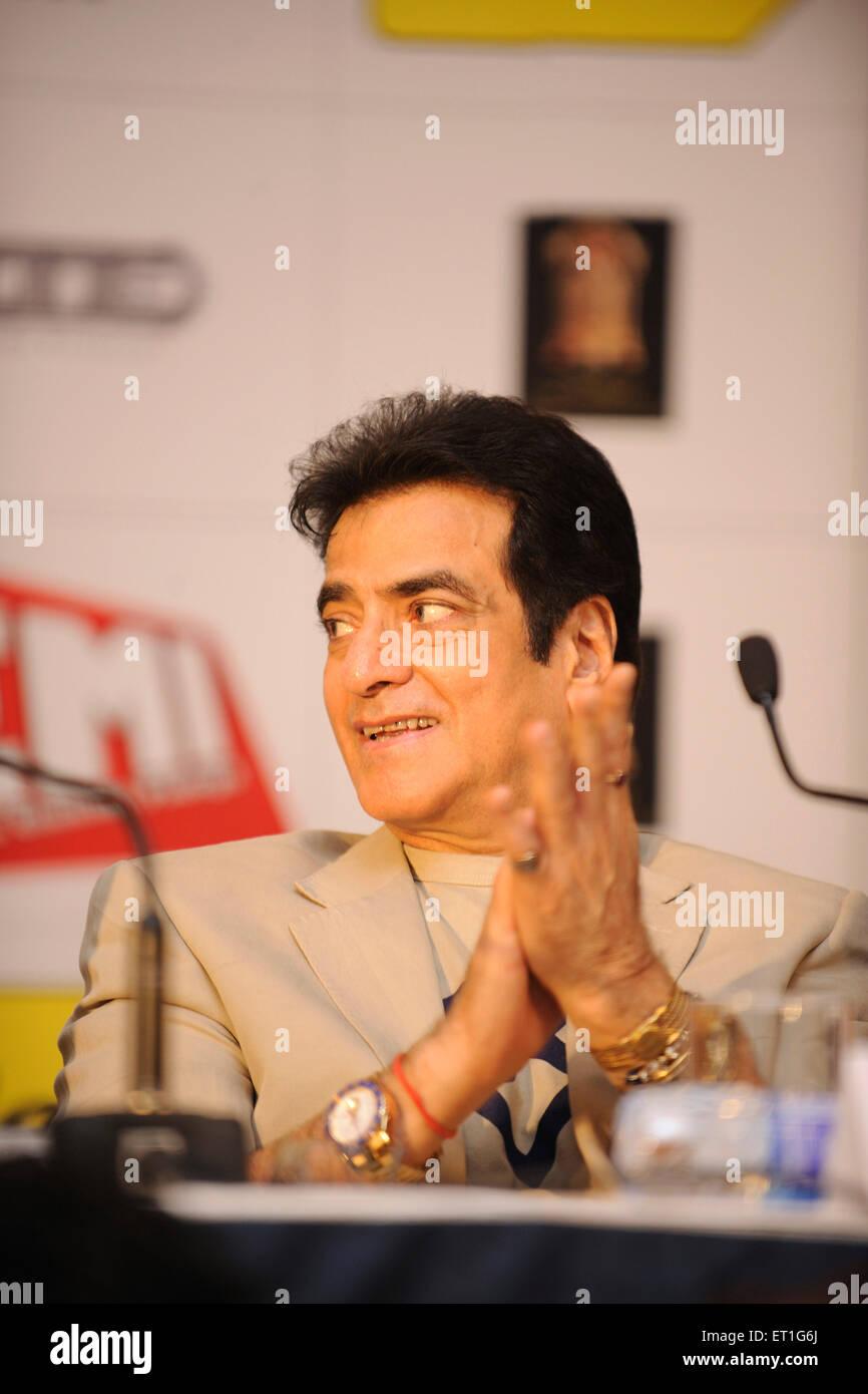 Actor jeetendra; India No, señor Imagen De Stock