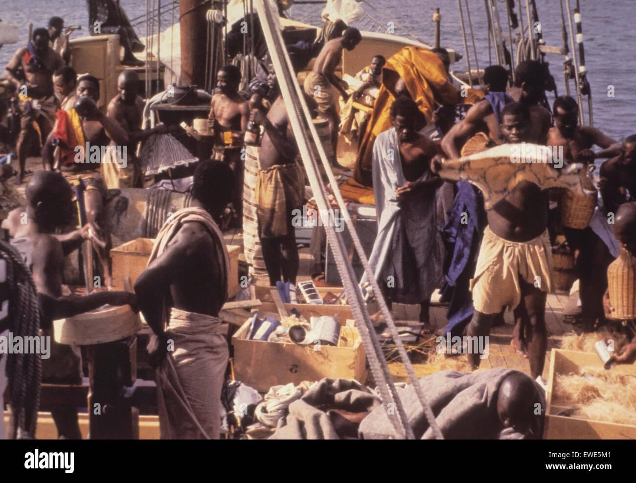 Amistad, 1997 Imagen De Stock