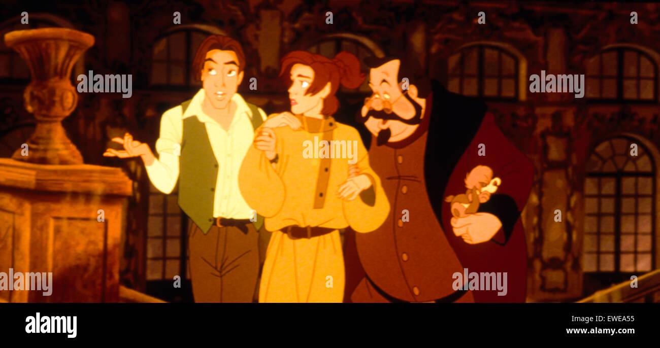 Anastasia, 1997 Imagen De Stock