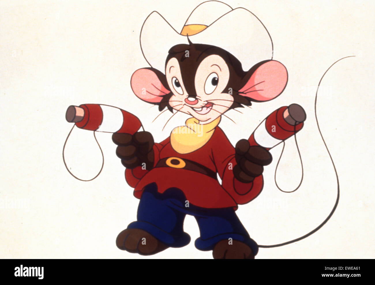 Un american tail: fievel goes west Imagen De Stock