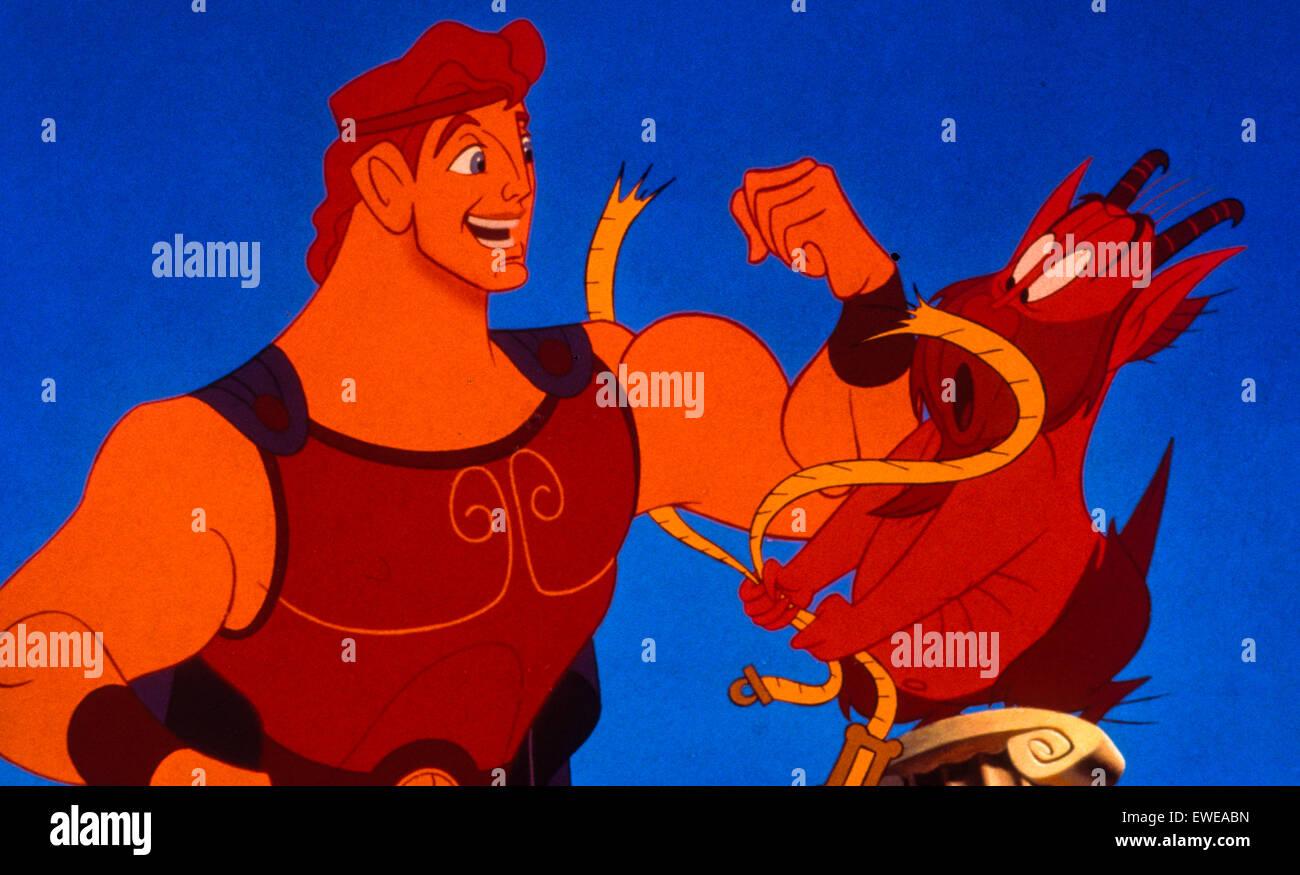 Hercules, 1997 Imagen De Stock