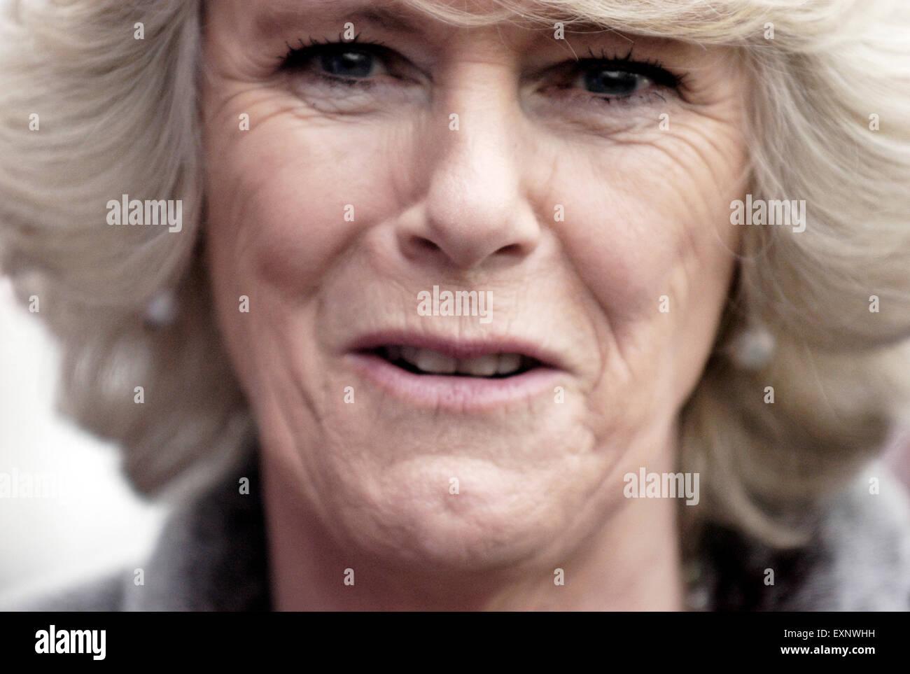 Britains Prince Charles Camilla Parker Imágenes De Stock & Britains ...