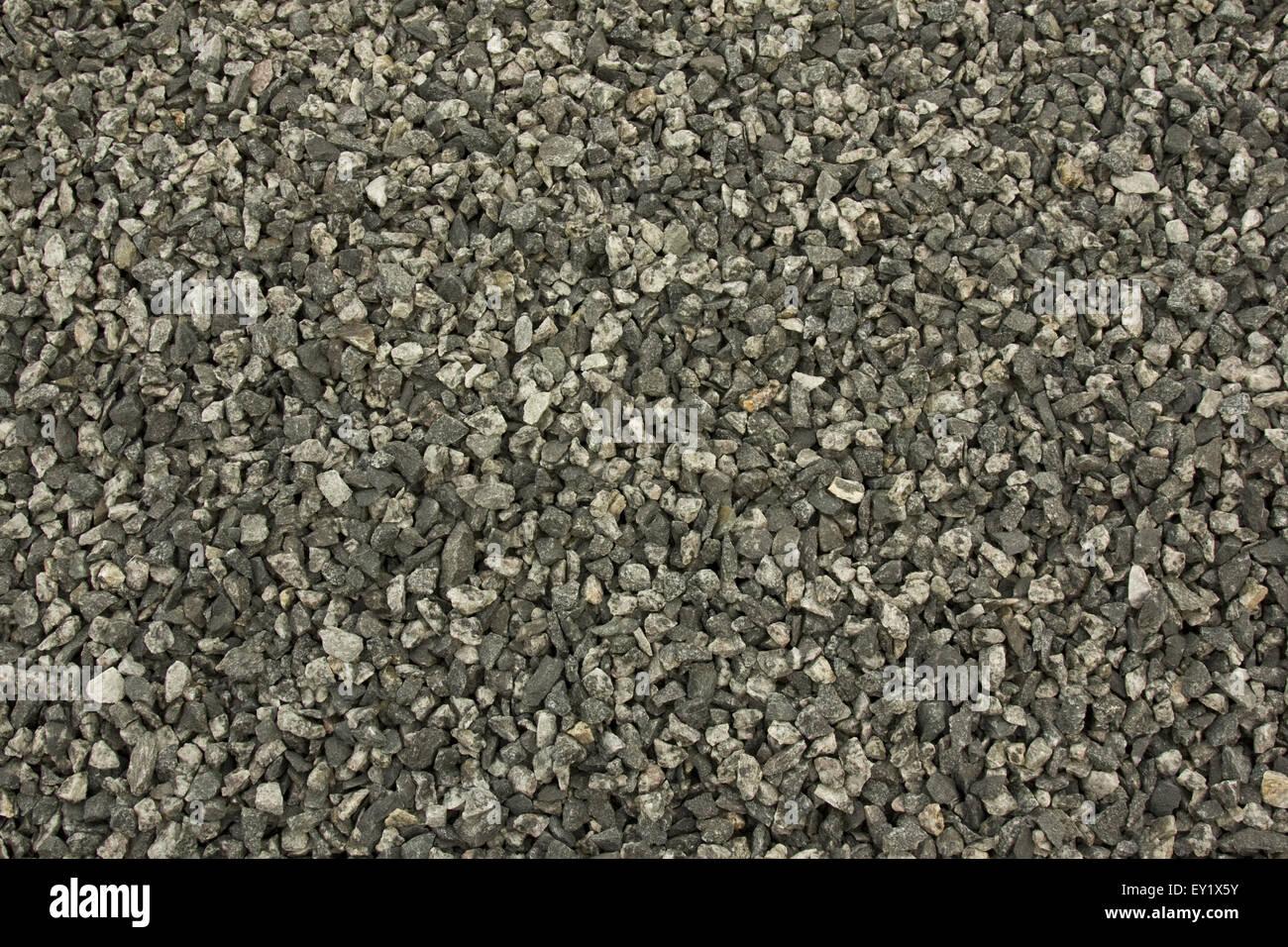 Agregado El gabro (rocas) Imagen De Stock