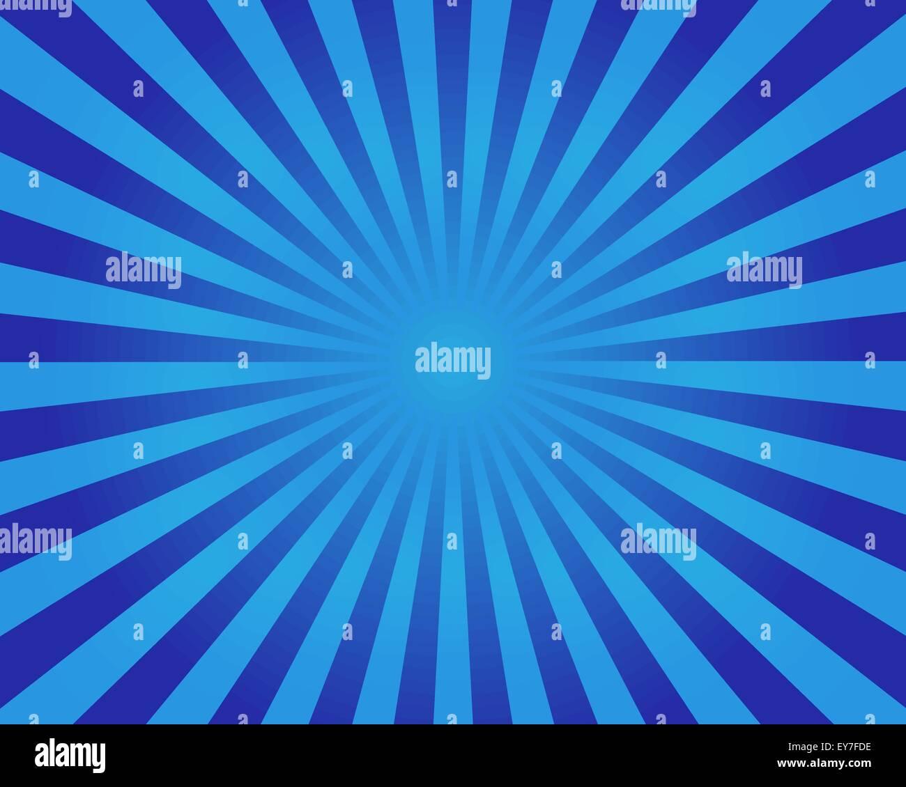 Fondo de rayas azules, EPS vector10 Imagen De Stock