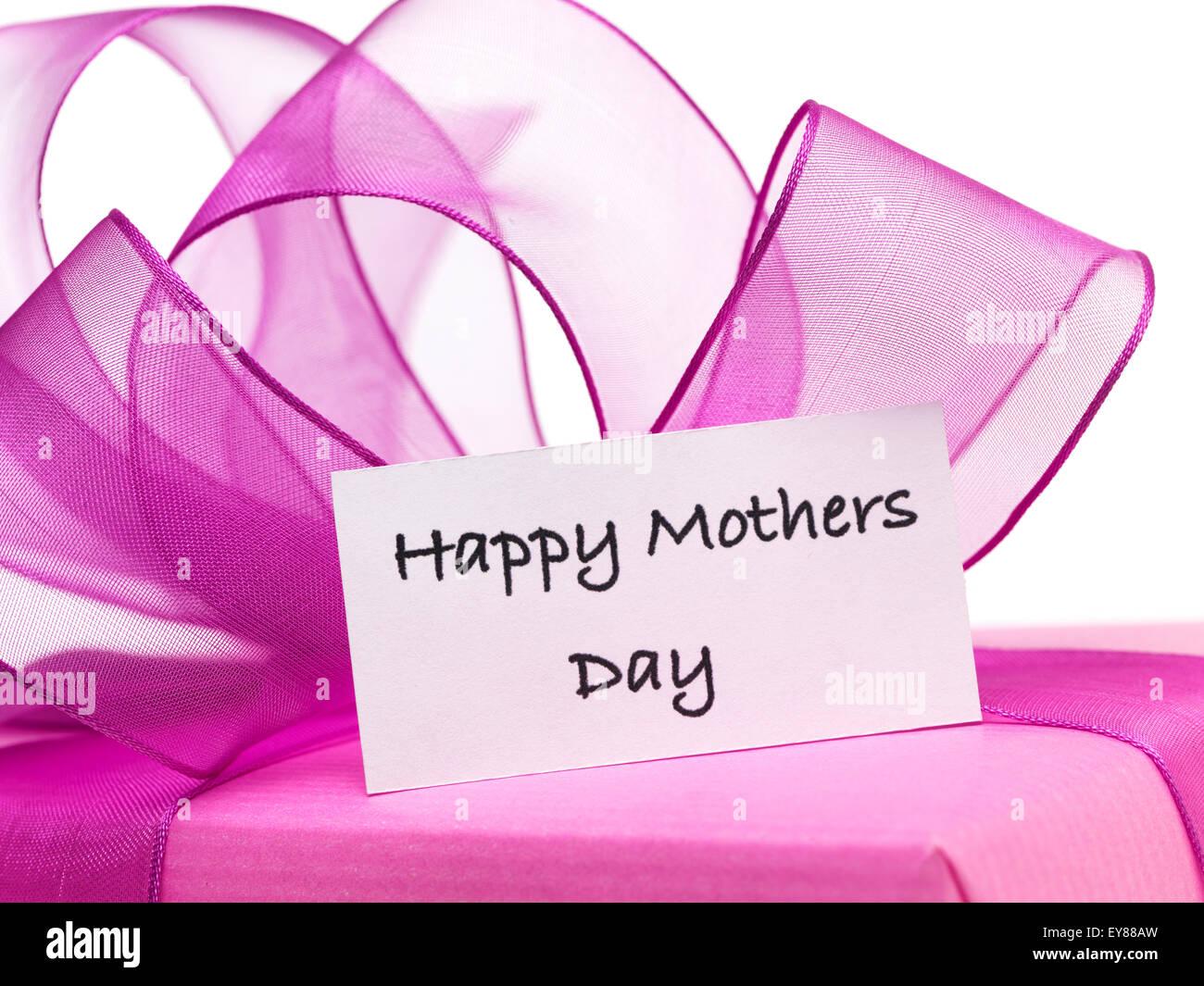 Día de las madres presentes Imagen De Stock