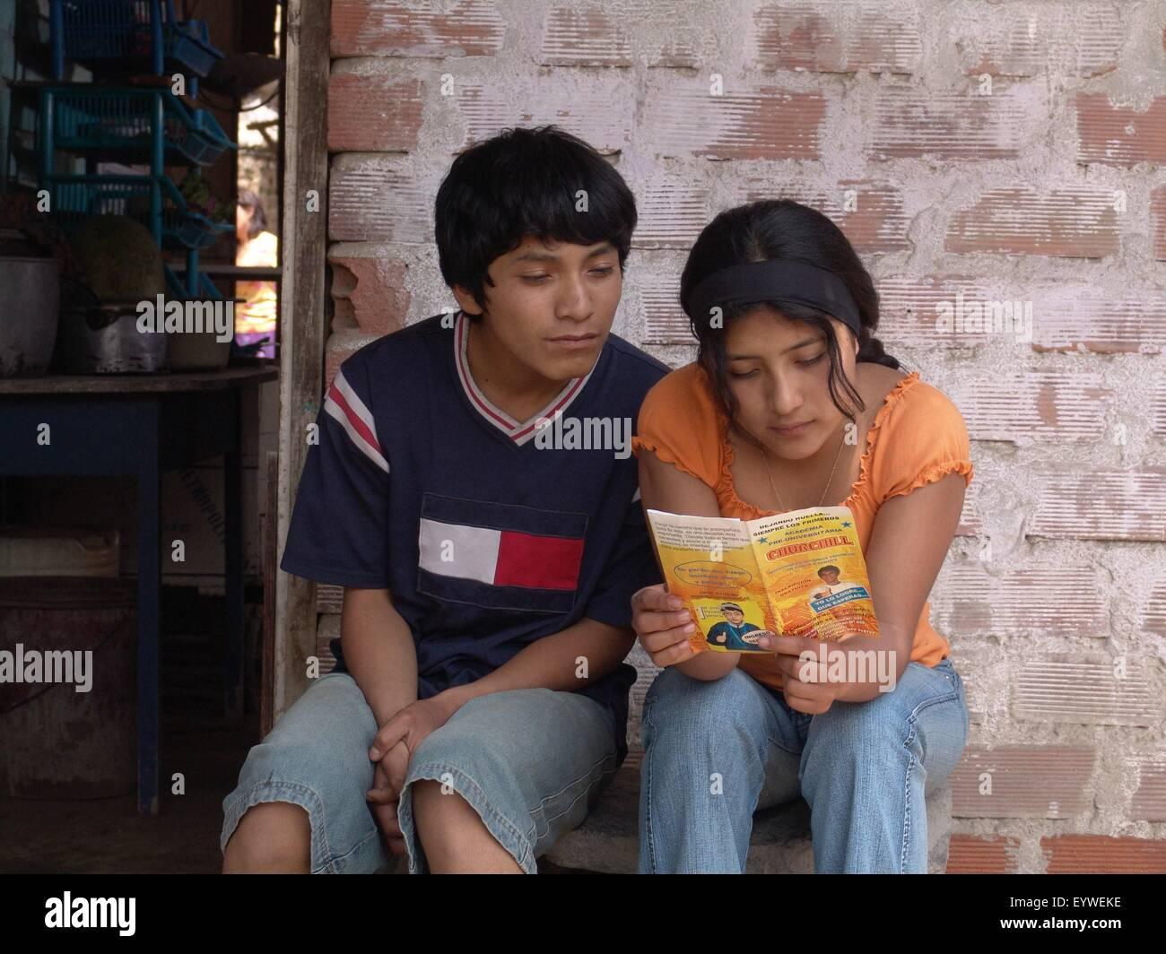 Paraiso ; Año : 2009 Perú ; Director : Héctor Gálvez ; Yiliana Chong Imagen De Stock