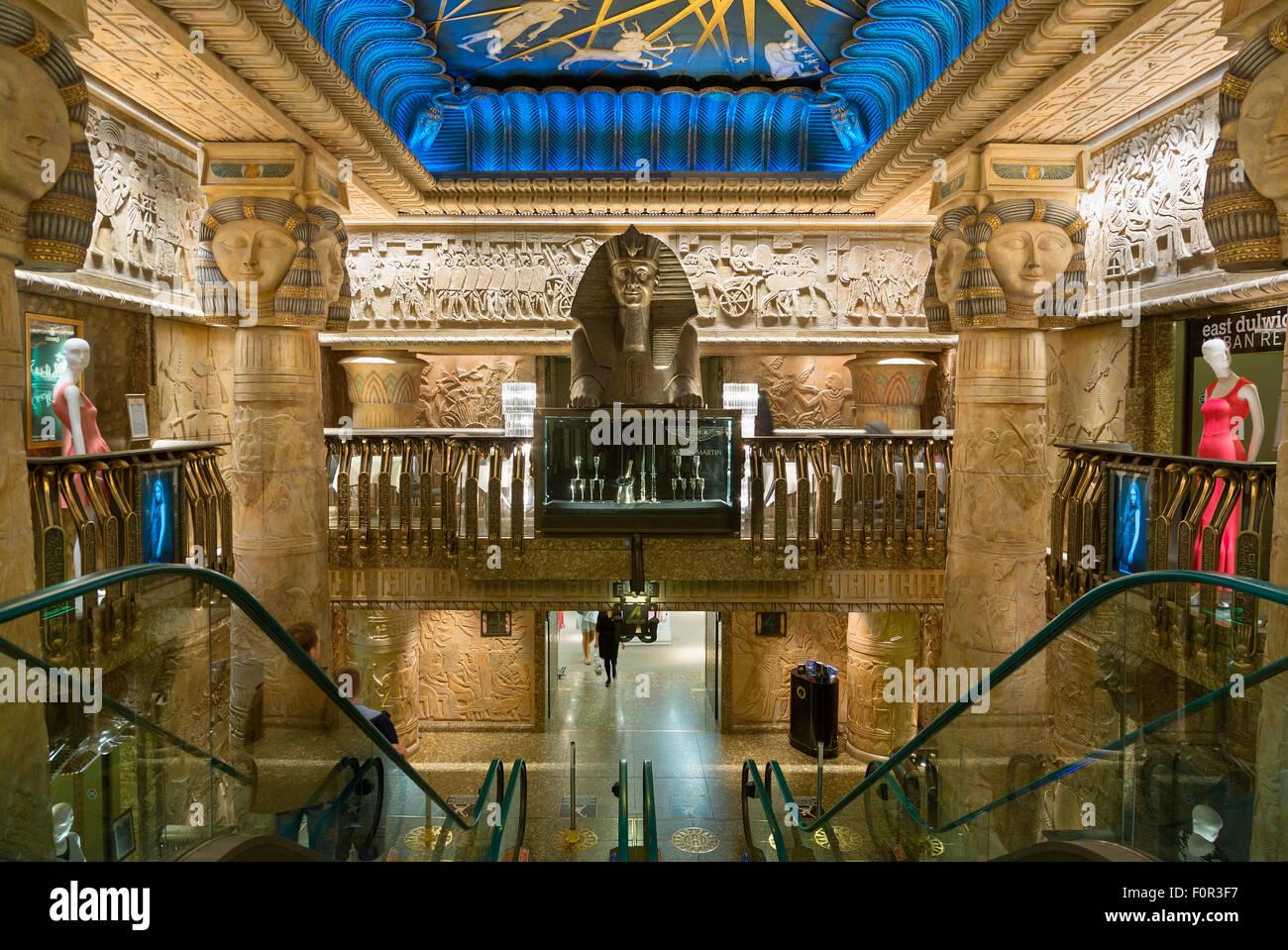 Londres, los almacenes Harrods Imagen De Stock