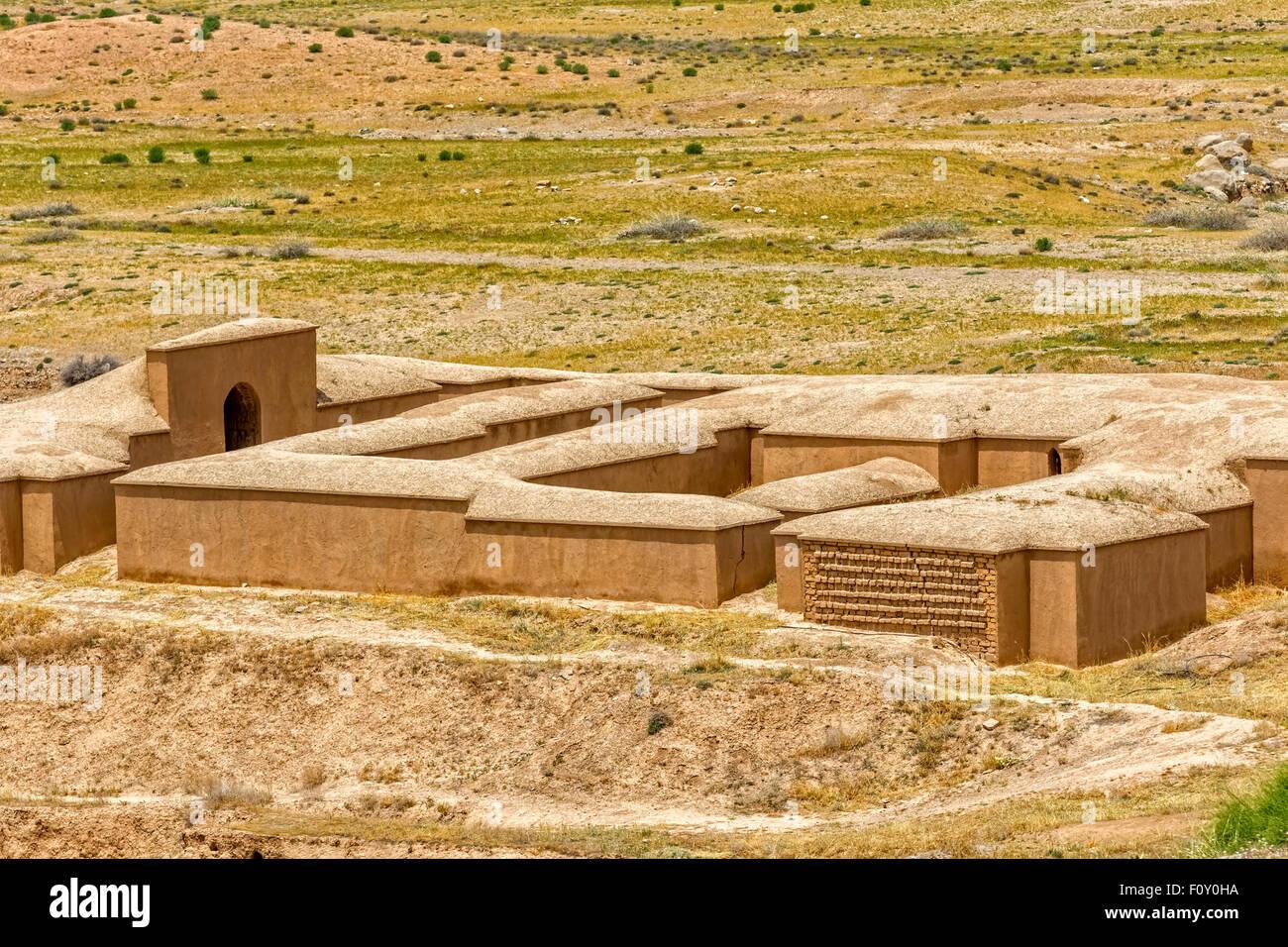Persépolis tesoro Imagen De Stock