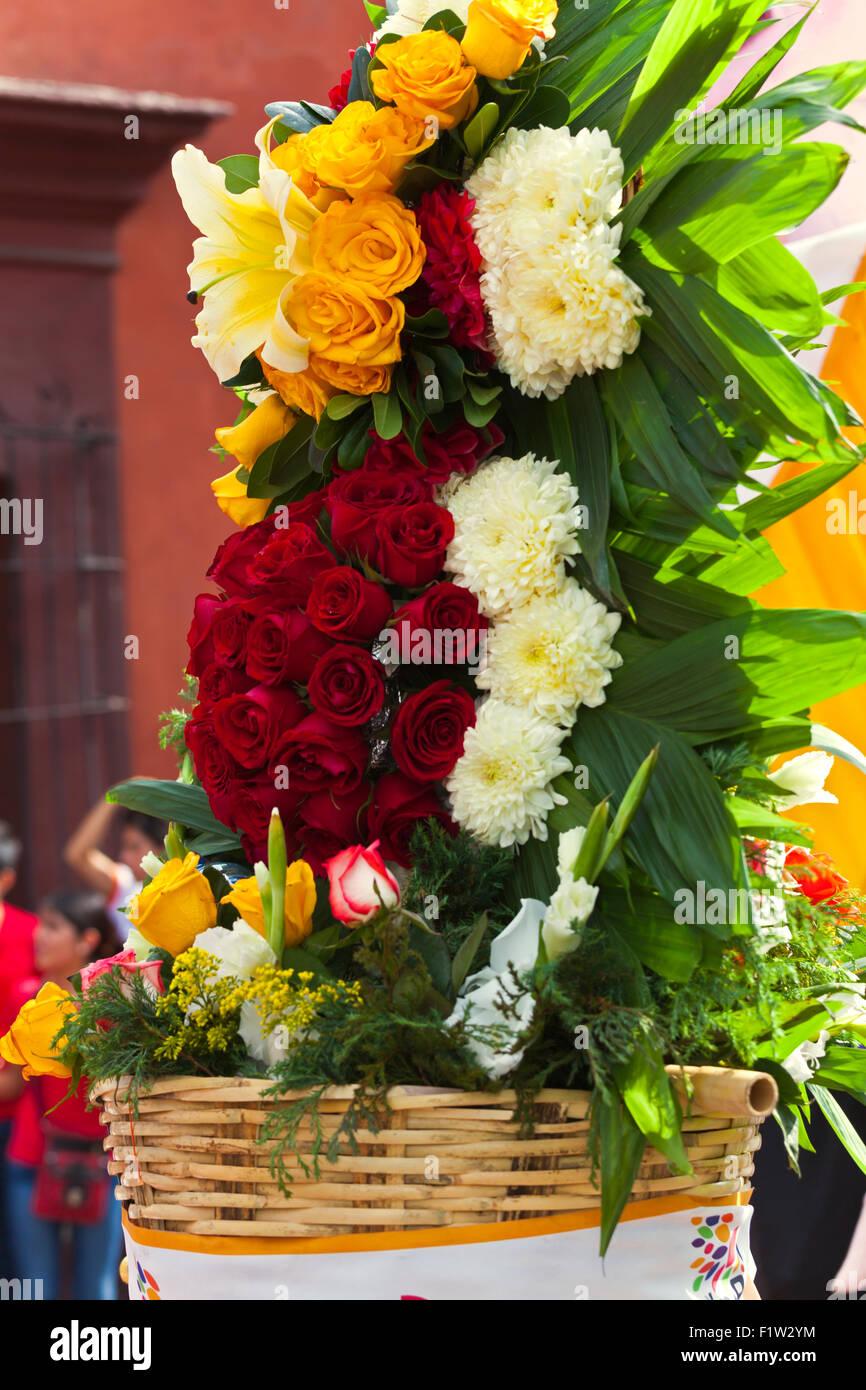 Flower Festivals Imágenes De Stock Flower Festivals Fotos