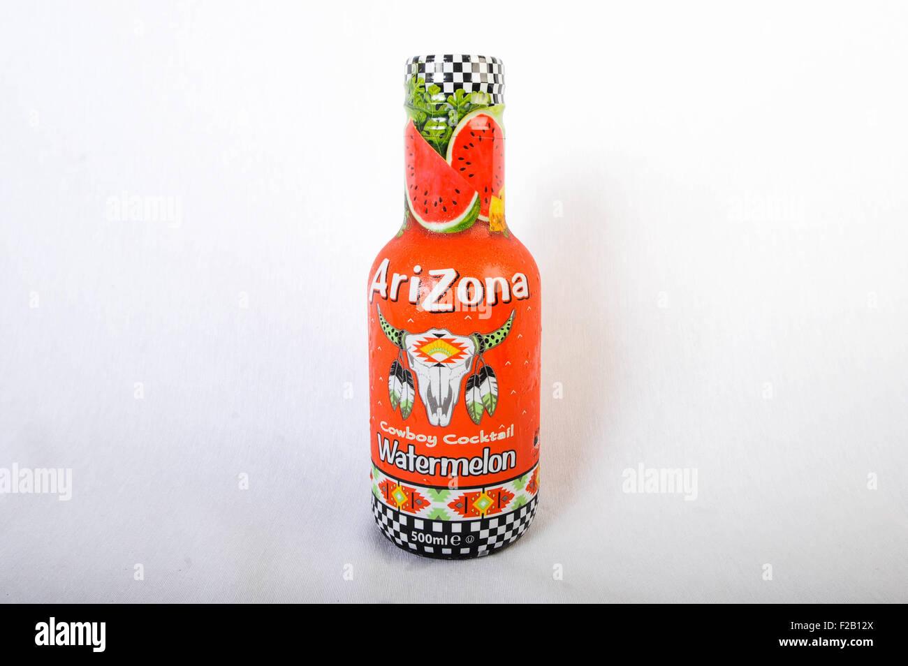 Beba AriZona-Bebida AriZona Imagen De Stock